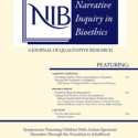 Viloria published in Narrative Inquiry in Bioethics