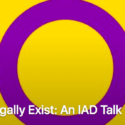 """The Right to Legally Exist"": IAD 2016 Presentation"