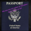 Lambda Legal Continues Fight on Behalf of Intersex Citizen Denied a U.S. Passport!