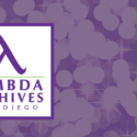 Viloria to give Keynote at Lambda Archives Annual Gala