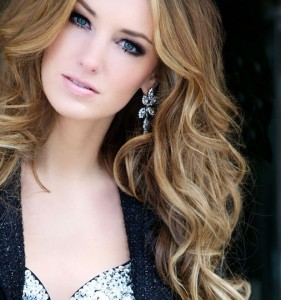 Jaclyn Shultz, Michigan Miss USA 2013 Contestant